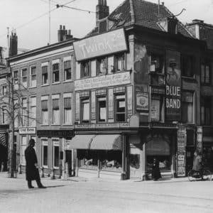Winkel Rademaker, Herengracht, jaren 20