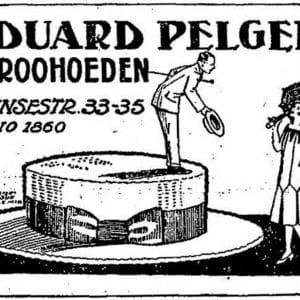 Pelger, Eduard (1860 - heden)