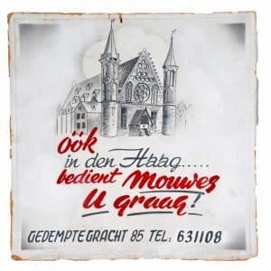 Mouwes, kruidenier (1948 - 1993)