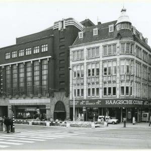 Kantoor Haagsche Courant, Spui, 1981