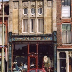 Voormalige De Gruyterwinkel, Beeklaan, 2009