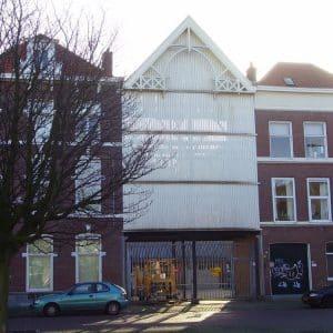 Voormalig Filiaal Den Haag Oppedijk, Noordwal