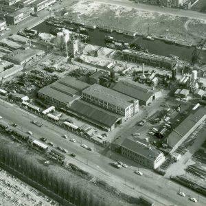 NBM Zonweg overzicht, 1960