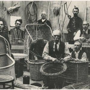 Wittentrop, Gebroeders, rotanmeubelen (1804-1929)
