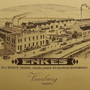 ENKES, ca. 1918.