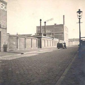 Waldorp Radio, Leeghwaterstraat, 1941