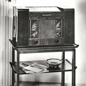 Waldorp Radio, model Insulinde, 1941