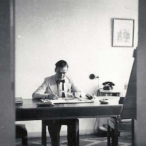 Waldorp Radio. W. van Putten , 1943
