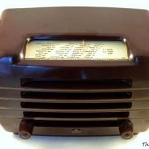 Waldorp Radio, radiomodel Amigo, 1948