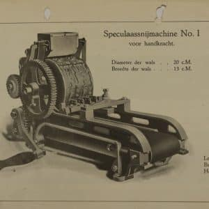 Kalmeijer, Arnold, bakkerijmachines (1921 - heden)