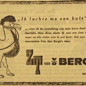 Bergh, Erve J. van den (1820 - ca. 1990)