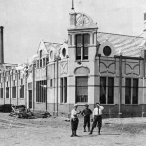 Rademakerfabriek, Laan van Meerdervoort 421-423, ca. 1910