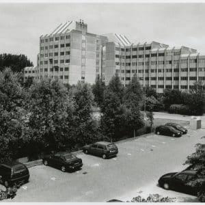Kantoor Billiton, Leidschendam, jaren 80