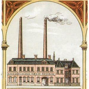 Rozenburg, Buitenom, 1888