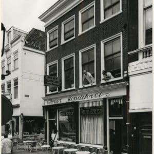 Wiener Konditorei, Korte Poten 24-26, 1983