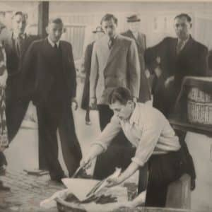 Simonis, paling verkoop, jaren 50