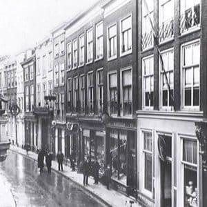 Winkel, Lensvelt Nicola, Venestraat 23, ca.1894