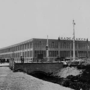 Rademaker, later Solexfabriek, Laakweg