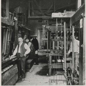 A.A. Knuijver & Zonen, passementmakerij, Gedempte Raamstraat 11-12, 1913