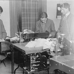 Postcheque- en Girodienst, (PCGD), (1918 - 1986)