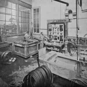 De Vierkleur, Rijwielfabriek, Laan van Meerdervoort 438-440, ca. 1913