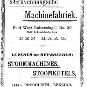 Spoor & Wijnvoord, (1875 - 1926)