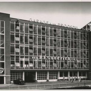 Goodrich, Zoutkeetsingel, 1956