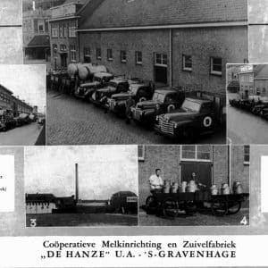 Hanze, R.K. Coöperatieve Melkinrichting en Zuivelfabriek De, (1915 - 1963)