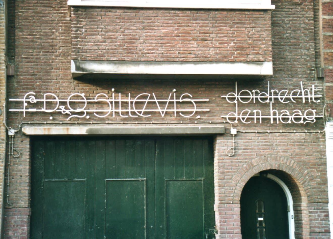 Sillevis, beurtvaartbedrijf, Dordrecht, 2006