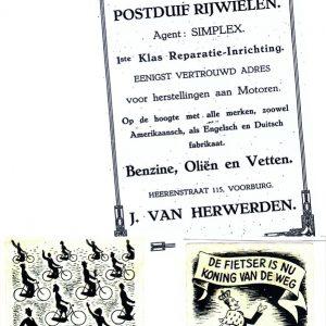 Herwerden van (1898-heden)