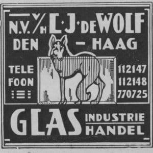 Wolf, L.J. de (1843 - 1966)