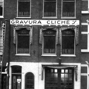 Gravura Clichéfabriek (1924 - ca.2000)