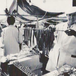 Simonis, Haagse markt, jaren 80