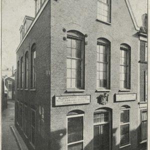 Knuijver & Zonen, A.A., passementmakerij (1858 - 1936)