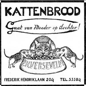 Felix Kattenbrood (1926-1998)
