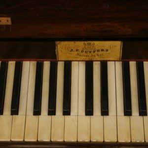 Cuijpers, Kon. Nederlandse Pianofabriek (c 1834-1916)