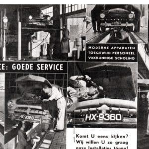 Ford, garagebedrijf (1952 - onbekend)