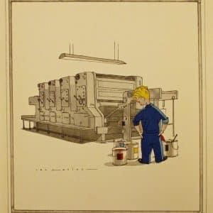 Smulders drukkerij (1844 - 1975)