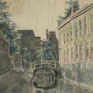 Maanen, G. van, en Zoon, kopergieterij (1768 - 1853)