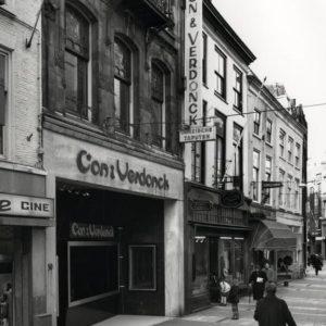 Con & Verdonck, Hoogstraat 30-38, 1974