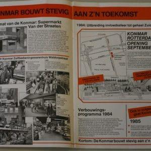 Konmar, supermarkt (1968 - 2007)