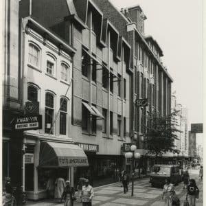 Foto Americaine, Wagenstraat 10, jaren 70