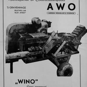 AWO, Aarssen, Weggelaar en Overwijn (ca. 1945 - 2001)