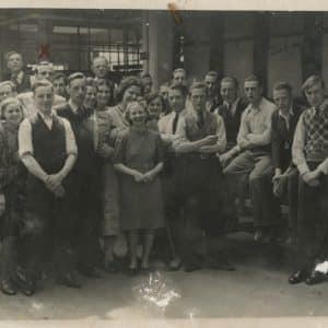 Gazan, J., H.V. Confectiefabriek (1934 - 1991)
