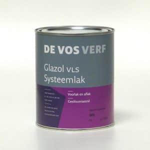 De Vos, verffabriek, glazol vls systeemlak, ca. 2010