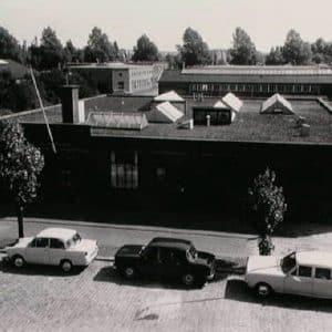 ANDO, drukkerij, Mercuriusstraat 37, jaren 70