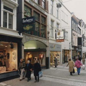 Winkel Jagershuis, Hoogstraat 6, 1990