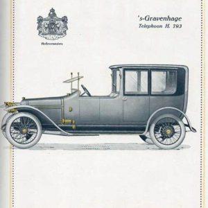 Rijswijk, B.T. van, carrosseriebouwer (1895 - 1987)