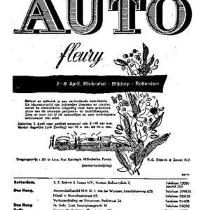 Automobielbedrijf G.J. van der Wansem (1911-1963)