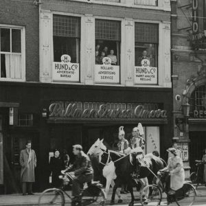 Kantoor Pullman Expres Amova, 1950